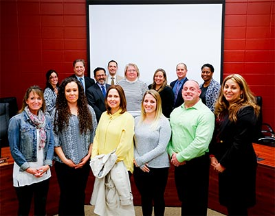 Board recognizes Educator of the Year nominees