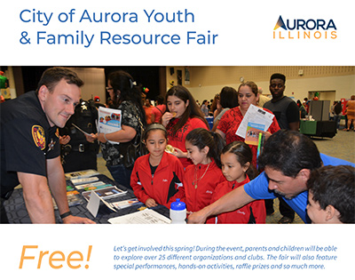 City to host Youth & Family Resource Fair